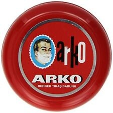 Arko Shaving Soap 90g In Case Bowl | Classic Wet Shaving | Luxurious Lather