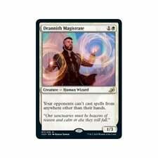 Drannith Magistrate [FOIL] - Magic the Gathering [MTG] - Ikoria