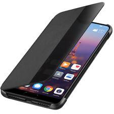 Original Huawei P20 Lite Smart View Cover Flip Case Tasche Schutzhülle Hülle