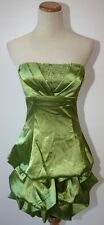 Speechless $100 Green Evening Prom Formal Cruise Short Gown Cruise Dress size 5