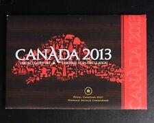 Canada 2013 - Uncirculated (Proof Like) Mint Set