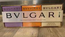 BVLGARI Women's 3 Perfume - An Omnia Purse Collection Gift Set