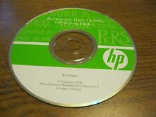 Accessory User Guides HP Docking Station Computer CD / Software