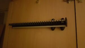 Pull out tie rack for 29 ties,  For screw mounting to wardrobe door, Extendable