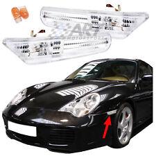 Intermitentes para Porsche Carrera 911 996 Boxster 986 acabado claro