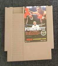 AUTHENTIC Mike Tyson's Punch-Out Nintendo Entertainment System, 1987