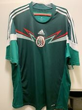 mexico soccer jersey 2xl