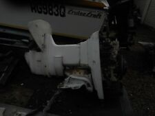 """JOHNSON 55 HP OUTBOARD  20 """" SHAFT  WRECKING,ALL PARTS FROM $25.00"""