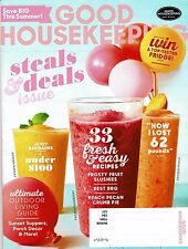 Good Housekeeping Magazine July 2017 Steals & Deals Issue, 33 Fresh & Easy