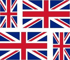 4 x Aufkleber Auto Sticker Great britain motorrad Fahne Flagge UK union jack
