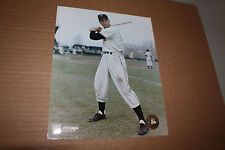 NY/SF GIANTS BOBBY THOMSON UNSIGNED 8X10 PHOTO POSE 5