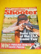 SPORTING SHOOTER - BRITAIN'S OLYMPIC HEROES - AUG 2004