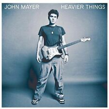 CD Heavier Things John Mayer Rock Music 10 Songs 3rd Album
