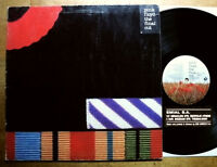 Pink Floyd - The Final Cut - Greece Griechenland EMI - SHPF 1983 - FOC + Sticker