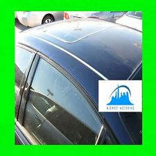 1997-2003 PONTIAC GRAND PRIX CHROME ROOF TRIM MOLDINGS 2PC W/5YR WARRANTY