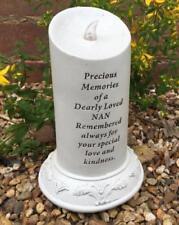 Nan Memorial especial homenaje Energía Solar Parpadeo Vela del LED DF17131C