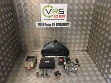 04 10 MITSUBISHI GRANDIS 2.4 16V PETROL MPV ECU LOCK SET KIT REF HN427 #4749