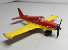 MATCHBOX SKYBUSTERS # SB-19 PIPER COMANCHE AIRPLANE AEROPLANE PLANE 1976 DIECAST