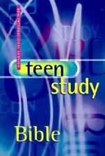 Teen Study Bible, Revised
