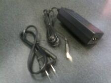 LOT 10 PCS. 3A 3 AMP 12 VOLT DC POWER ADAPTERS 5.5MM 100-240 VAC YS25-1203000