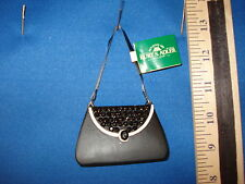 Purse Ornament Black A1096B  34