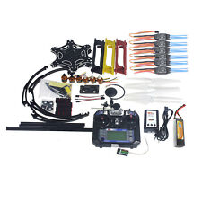 Full Set RC Drone MultiCopter Aircraft Kit F550 Hexa-Rotor Air Frame GPS APM2.8