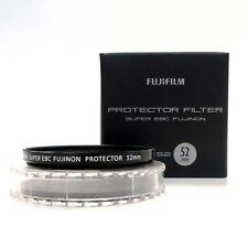 ***Fujifilm Super EBC Fujinon PRF-52mm Protector Filter***