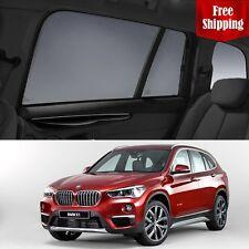 BMW X1 2015 F48  Rear Side Car Window Sun Blind Sun Shade For baby Mesh