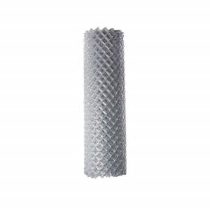 ALEKO Galvanized Steel 6 X 50 Feet Roll Chain Link Fence Fabric 12.5-AW Gauge