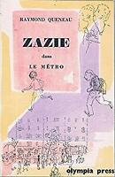 Zazie Dans le M�tro by Queneau, Raymond