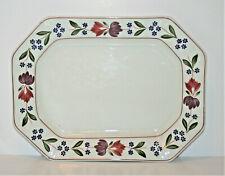 Loyal Adams Baltic 34 Cm Platter Pottery, Porcelain & Glass