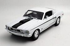 Ford Mustang GT Cobra Jet - Scale 1:18 - White Special Edition