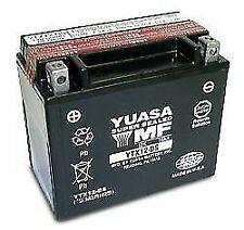 Yuasa YTX12-BS Kawasaki ZX750-P Ninja ZX-7R 96-'03 AGM 12 Volt Battery