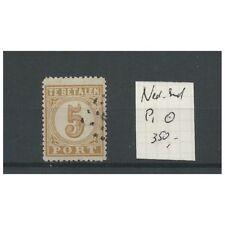 Ned. Indie  P1 port 5ct   VFU/gebr   CV 350 €