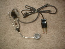 Vintage Western Electric Bell System 52 Switchboard Operator Telephone Headset