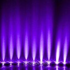 20 PC 5mm Ultra Violet UV LED LEDS Bulbs Lamp 395nm DIY