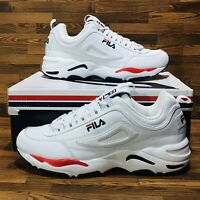 Fila Disruptor II Ray Tracer (Men's Size 11.5) Athletic Shoes Casual Sneakers