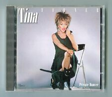 Tina Turner cd PRIVATE DANCER © 1984  JAPAN press # CDP 7 46041 2 brown surface
