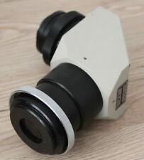 Topcon MICROSCOPIO Microscope 1in. single Tube/foto Tubus fissione Lampada/Slit LAMP