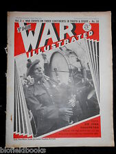 THE WAR ILLUSTRATED; Vintage WWII Magazine - Volume 3, No 50 - August 16th 1940