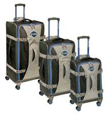 Harley-Davidson Independence Pass Luggage 3 Piece Set Includes Carry-On 99144-BB