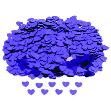 New 1000X Heart-shaped Wedding Table Confetti Romance Plastic Party Home Decor