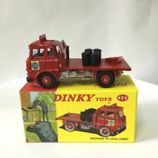 DINKY TOYS 425 - Bedford TK Coal lorry, Charbonnier 1:43, Atlas 4667123