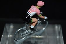 EF Drapac 2018 - Petit cycliste Figurine - Cycling figure