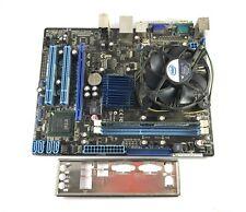 ASUS P5G41T-M LX2/GB micro ATX Mortherboard Socket T LGA 775 + CPU + 2GB DDR3
