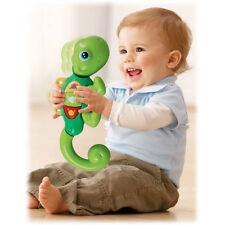 Vtech Light-Up Chameleon Colour Changing Toy encourag fine motor skill,sensory