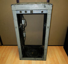 VINTAGE Communications Tube Amp Stereo Component Rack Mount Cabinet Mountable