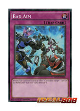 YUGIOH x 3 Bad Aim - MP17-EN044 - Common - 1st Edition Near Mint