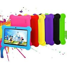 Silicone Soft Gel Protective Back Case Cover Shockproof For 7Inch Android Tablet