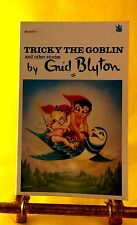 Tricky the Goblin by Enid Blyton FREE AUS POST used paperback